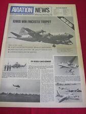 AVIATION NEWS - BREDA 88 LINCE PLANS - 7 Nov 1980 v 9 # 12