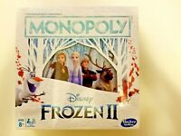 Brand new!! Frozen II Monopoly Disney Edition Board Game