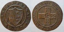 Schweiz 5 Rappen Aargau 1829