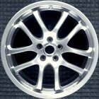Infiniti G35 Hyper Silver 19 Inch Oem Wheel 2005 To 2007