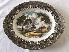 W Barlaston 8 34 inch relish plate H Grindley Grindley