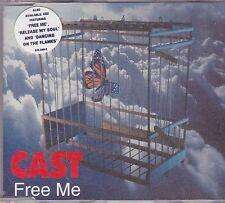 Cast-Free Me cd maxi single