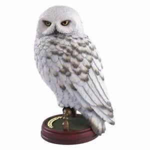 Harry Potter Harry Potter Hedwig Hand Painted Sculpture Noble