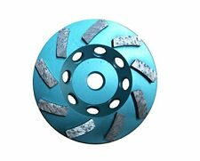 """10-Pack 4-1/2 Inch Turbo Cup Wheels Grinding Concrete,Masonry,5/8""""-11 Thread"""
