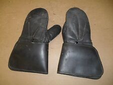 Harley Davidson Sheepwool Lined Mitts