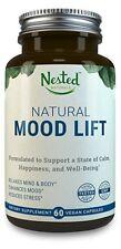 Suplemento Dietario Relajante Reductor De Estrés Ansiedad Alivio Natural Nested