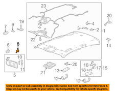 GM OEM Interior-Roof-Holder 13293394