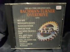 Bachman-Turner Overdrive-The All Time Greatest Hits