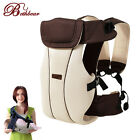Newborn Infant Baby Carrier Breathable Ergonomic Wrap Sling Backpack Baby Wrap