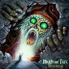 "High On Fire 'Electric Messiah' 2x12"" Vinyl - NEW"