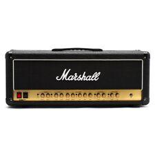 Marshall Dsl100hr 100 Watt Head - Guitar Show 2018 Display Stock Dsl100h