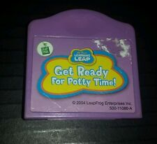 Leap Frog My Own Learning Leap Get Ready For Potty Time! Cartridge