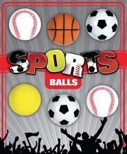 "100 Sports Ball Mix Self Vending - 1"""