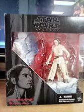 "Star Wars: The Black Series, *Rey*, Starkiller Base, 6"" Figure, 2017 Hasbro- NEW"