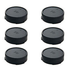 6*rear lens cap cover back for canon FD replacement 55 300 70 200 50 35