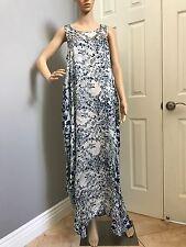 Biya by Johnny Was Women's Bay Silk Dress size L 100% silk NEW