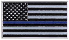 USA Flag Pin US Police Thin Blue Line Blue Lives Matter Rothco 1967
