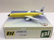 Jet-X 1:400 Braniff Internation Tristar L-1011 Yellow Jellybean JXM215 N101BN