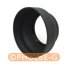 52 mm 3-in - 1 3-STAGE Pieghevole Gomma Paraluce