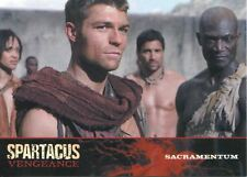 Spartacus Vengeance Episode Synopsis Base Card E19