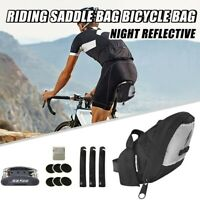 Cycling Waterproof Bicycle Front Bag Mountain Road Bike Tube Frame Tools Pouch