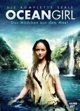 10 DVDs * OCEAN GIRL - DAS MÄDCHEN AUS DEM MEER - KOMPLETTE SERIE  # NEU OVP &
