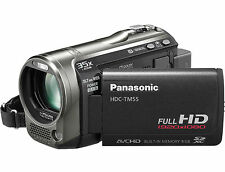 Panasonic HDC-TM55 camcorder Boxed HD 8GB FLASH MEMORY / CARD ad alta definizione