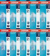 Ampoule Capsule Halogène OSRAM G4 HALOSTAR Starlight 12v 10w