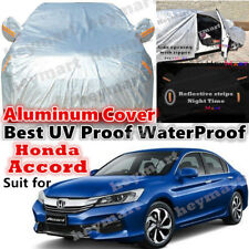 For Honda Accord Aluminum car cover UV Proof car cover Waterproof car cover