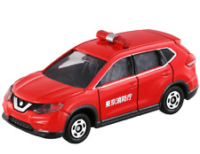 No. 1 , Takara Tomy Nissan X-Trail Fire Chief Car, Tomica Diecast car , NEW