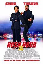 Rush Hour Poster Length :500 mm Height: 800 mm  SKU: 1887