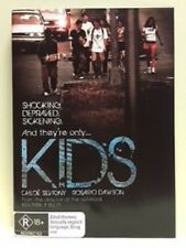 KIDS ---- – DVD, LARRY CLARK, CHLOE SEVIGNY, ROSARIO DAWSON, AUSTRALIAN REGION 4