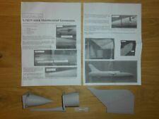 1/32 Trumpeter F-105D + F-105B Conversion Set  +Detail-Sets