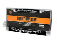 CHROMA Harley-Davidson Chrome License Plate Frame CHR6413
