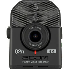 Zoom Q2n-4K Handy Video Recorder-AUTHORIZED SELLER