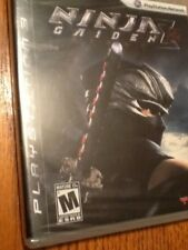 Ninja Gaiden Sigma 2 (Sony PlayStation 3, 2009) NEW FACTORY SEALED