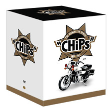 CHiPs: Complete Erik Estrada TV Series Seasons 1 2 3 4 5 6 Boxed DVD Set NEW!