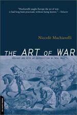 The Art of War by Niccolo Machiavelli and Ellis Farneworth (2001, Paperback,...