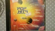 COMPILATION  - POP HITS 98. CD