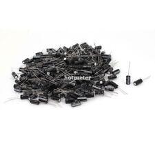 H● 1000Pcs 12mmx 6mm Aluminum Radial Lead Electrolytic Capacitors 330uF.