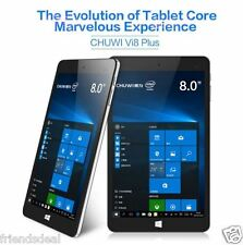 "8 ""Chuwi VI8 PLUS Windows 10 Tablet PC Intel CHERRY Trail 2GB 32GB 1,84 GHZ HDMI"