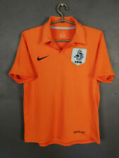 NIKE NETHERLANDS HOLLAND NATIONAL 2006/2008 HOME FOOTBALL SOCCER SHIRT SIZE S