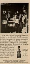 1979 THEY KNOW EVERY BARREL JACK DANIELS AD