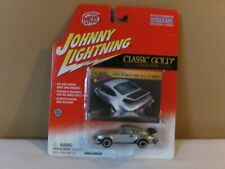 RARE JOHNNY LIGHTNING CLASSIC GOLD 1982 PORSCHE 911 TURBO WHITE LIGHTNING ! VHTF