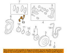 TOYOTA OEM Front Brake-Flex Hose 9094702875