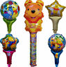 WINNIE THE POOH AIR FILL BALLOON BIRTHDAY PARTY LOOT BAG FILLER GIFT FAVOR TOY
