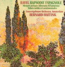 Ravel(Vinyl LP)Rapsodie Espagnole-Philips-9500 347-Netherlands-Ex/Ex