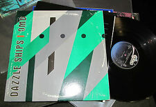 Dazzle Ships OMD '83 lp PROMO 1st orchestral manoeuvres in the dark O.M.D. rare!