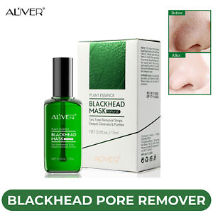 Blackhead Remover Pimple Acne Extractor Face Pore Cleaner Comedone Suction Spot