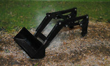 BRITAINS 1/32 ORIGINAL BLACK FRONT TRACTOR LOADER ,ONLY